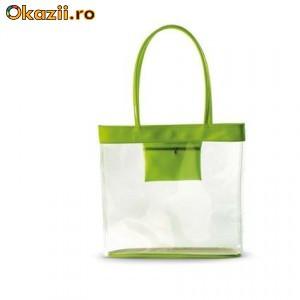 ПЕЧАТНЫЕ КАТАЛОГИ.  Прозрачная пляжная сумка.  Артикул.  KC6347-48.