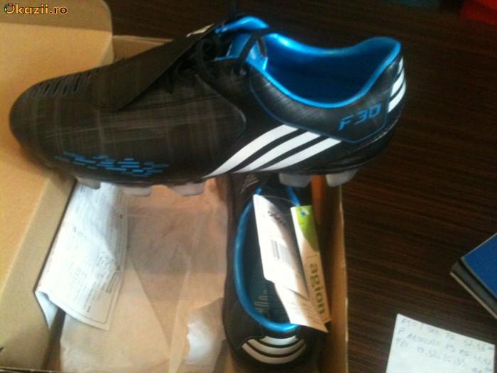vand ghete de fotbal adidas f30 i trx fg okazii 52968428